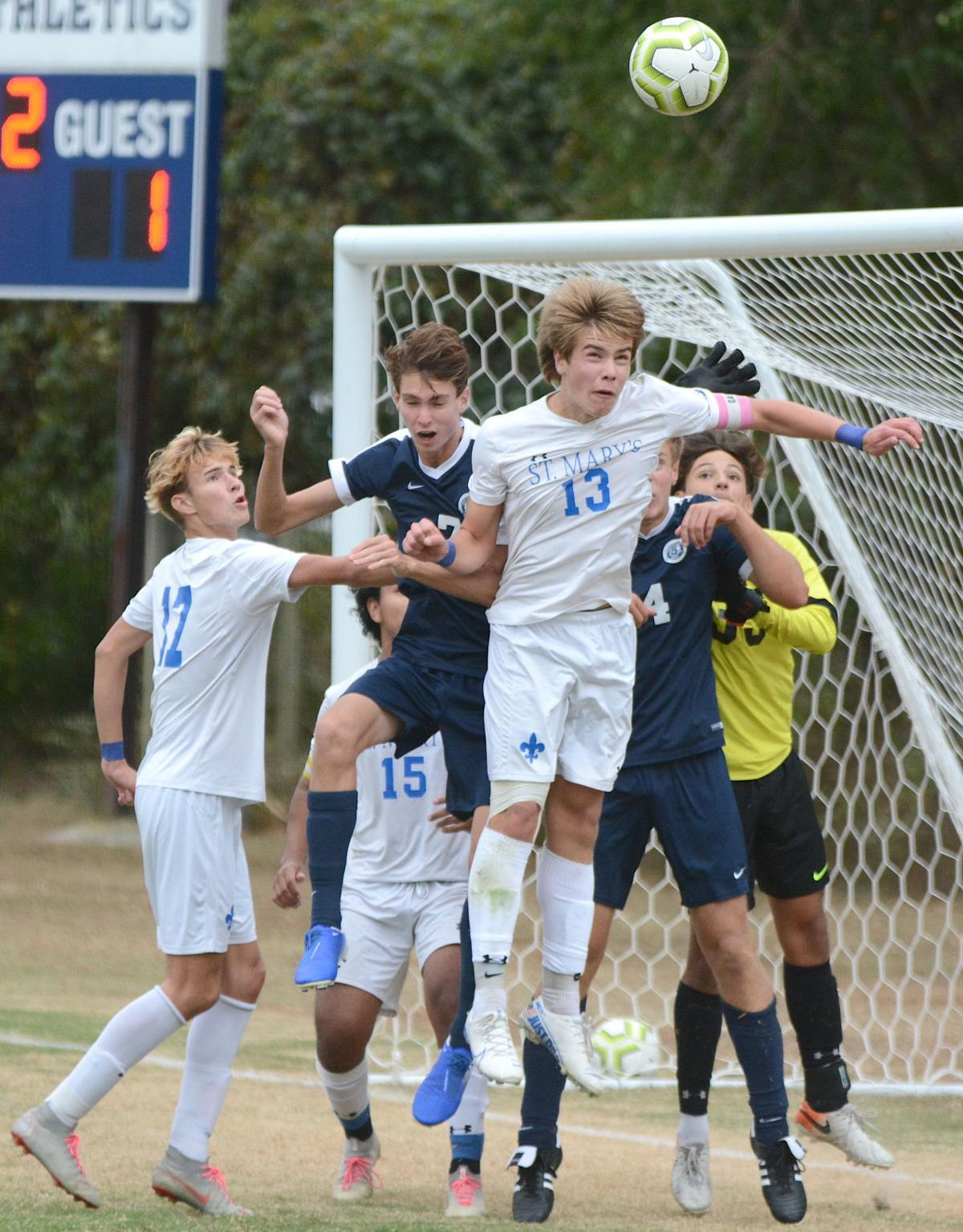 SSPP-ST. MARY'S SOCCER 19