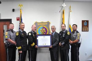QA sheriff's office receives CALEA renewal