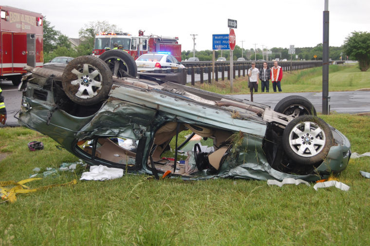 Four cars involved in Rt  50 wreck | Local | stardem com
