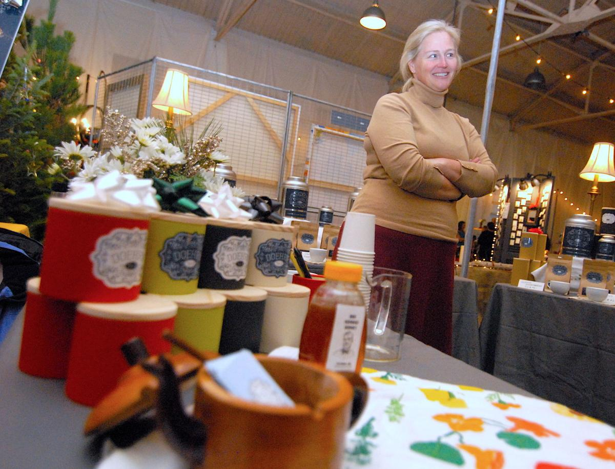 Art and craft marketplace continues today