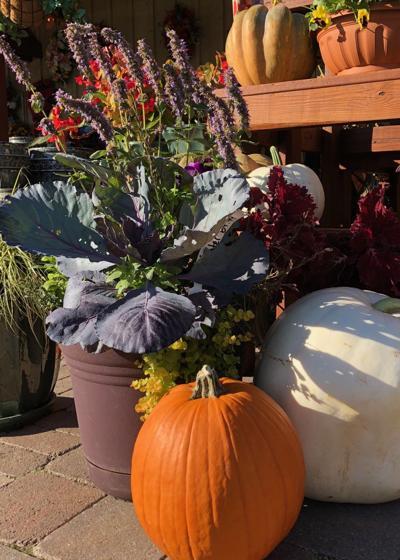 Garden clubs to present Halloween flower show