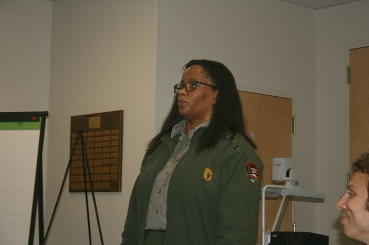 Tubman National Historical Parks meeting