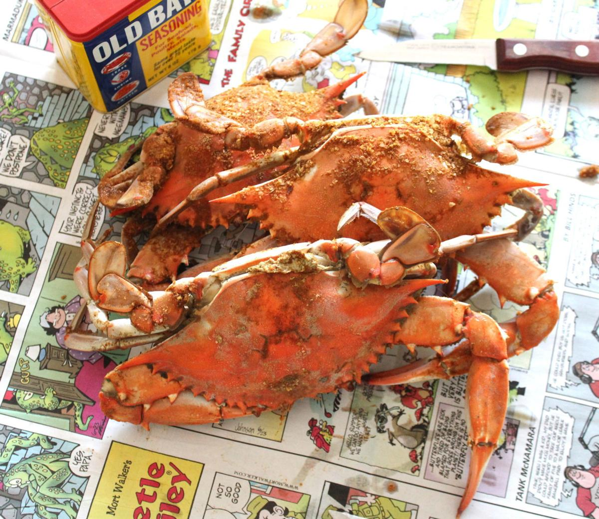 Crazy about Crabs