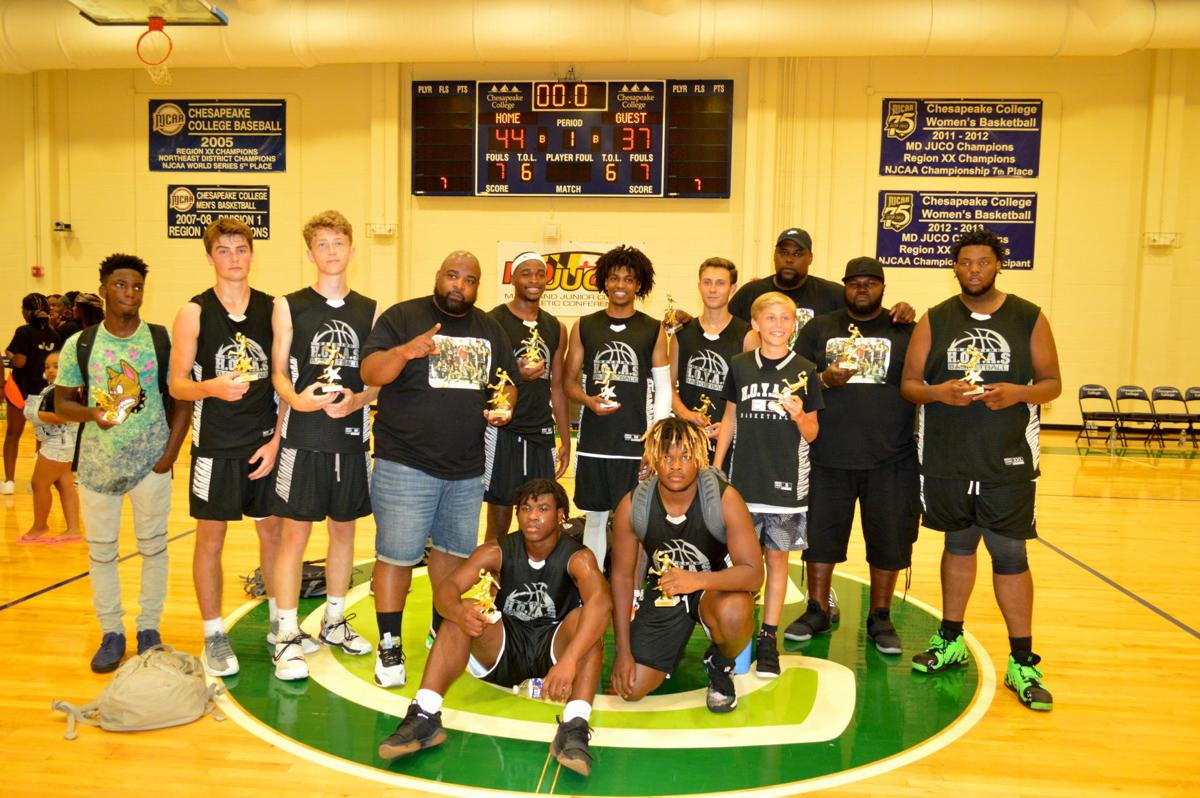 Bayside H.O.Y.A.S. win summer league championship