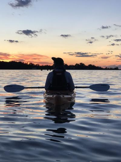 Paddle and overnight campout