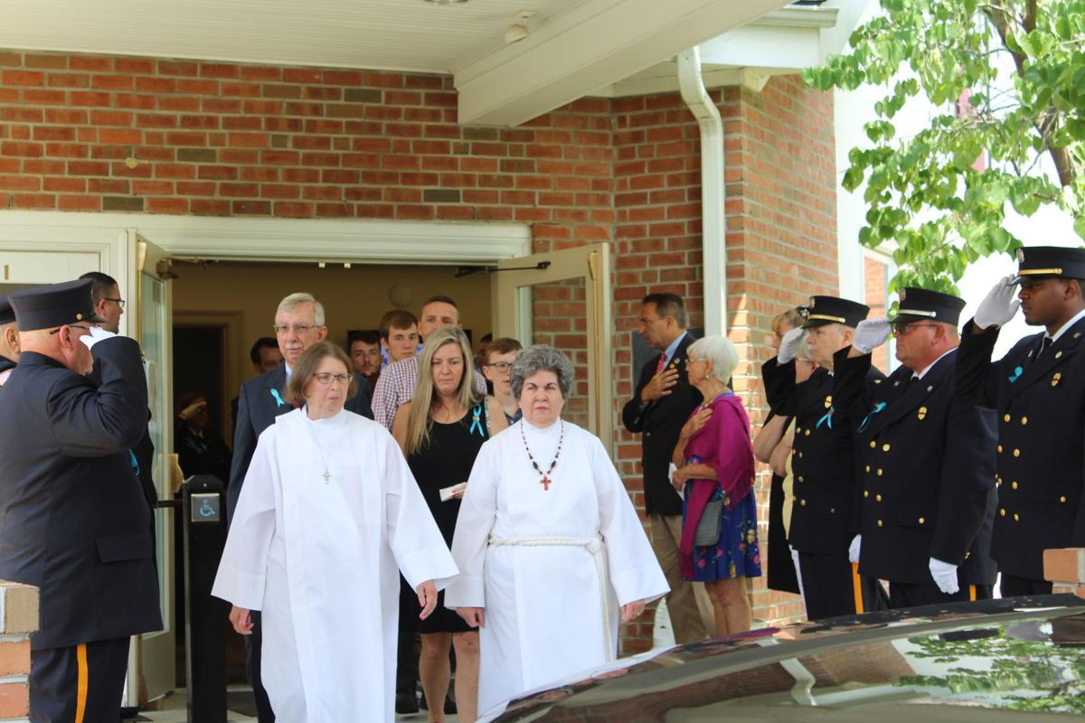 Edith Jane Beglin laid to rest after being fatally struck by car