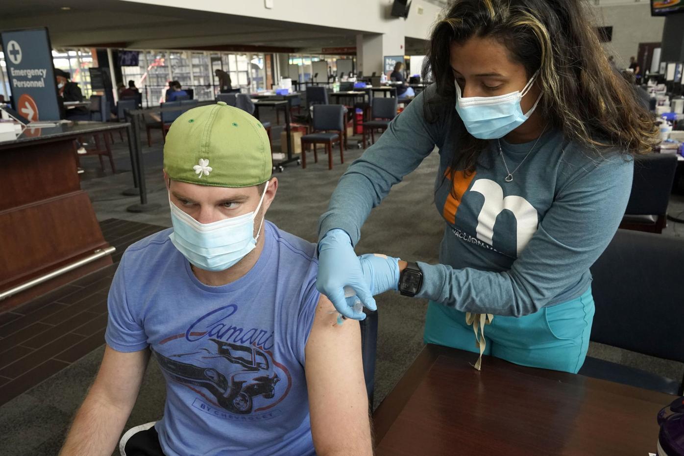 Virus Outbreak Vaccine Rates