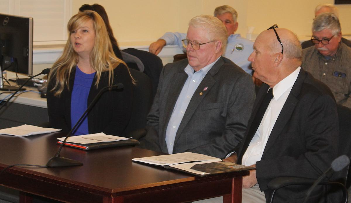 Talbot ag leaders present key issues to county council
