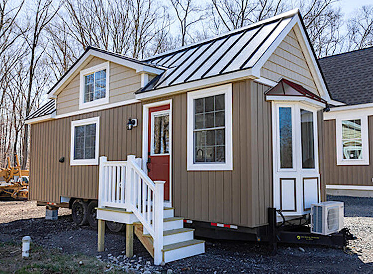 Tiny homes come to Centreville