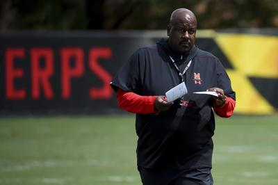 Terps' first camp under new head coach Locksley has a positive vibe