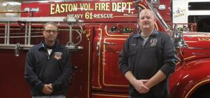 Easton's incoming fire chief makes history