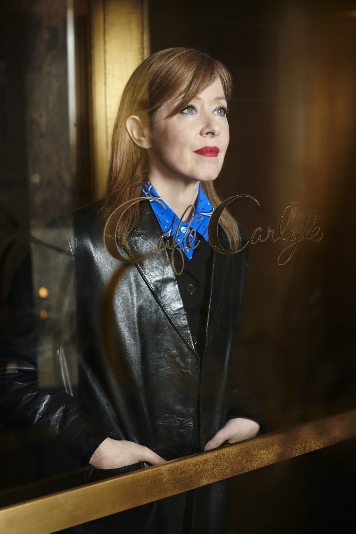 Suzanne Vega at the Cafe Carlyle