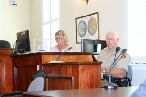 Liquor board hears two cases