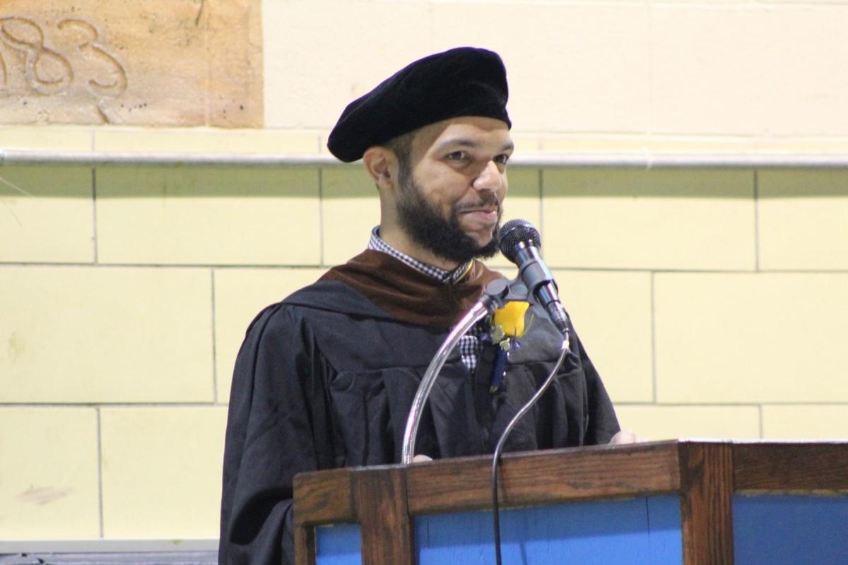 KCHS graduates advised to 'keep discovering' their passions