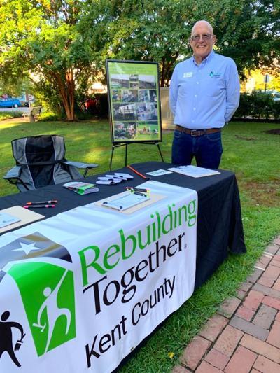 Rickert named Rebuilding Together executive director
