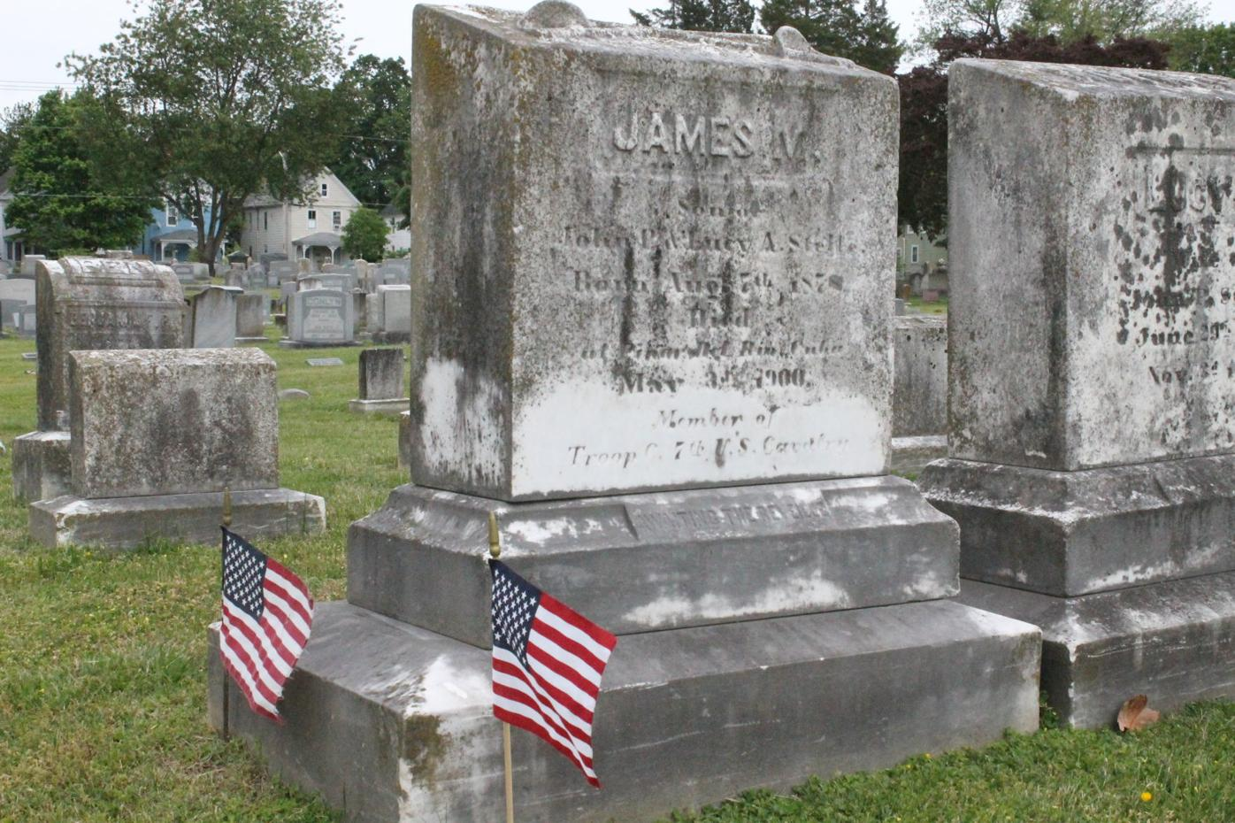 Veterans honored at Talbot County cemeteries