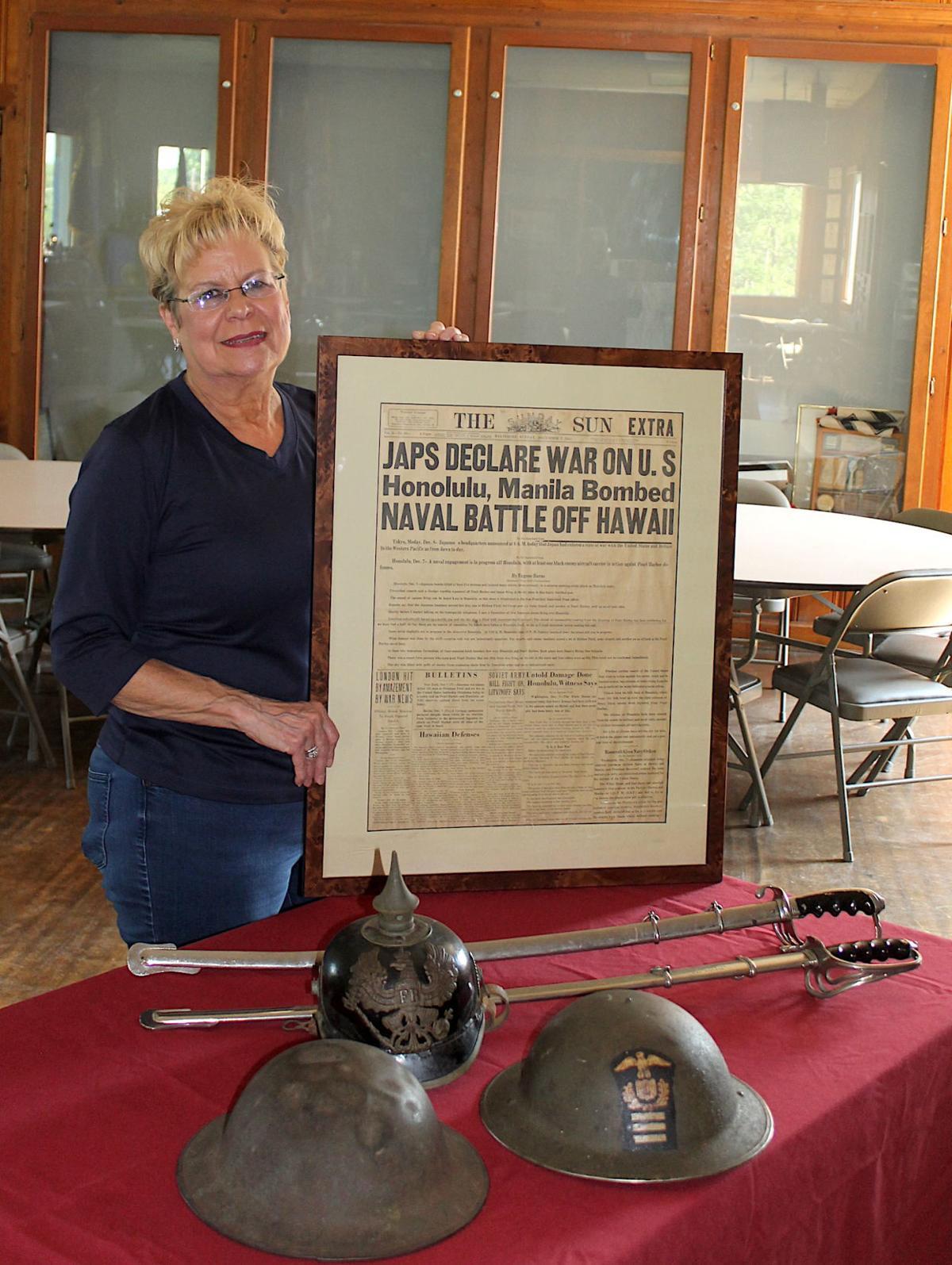 Centreville Legion museum '19