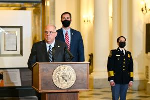 Maryland sends statewide emergency alert telling residents to wear masks and warning of police enforcements of COVID orders