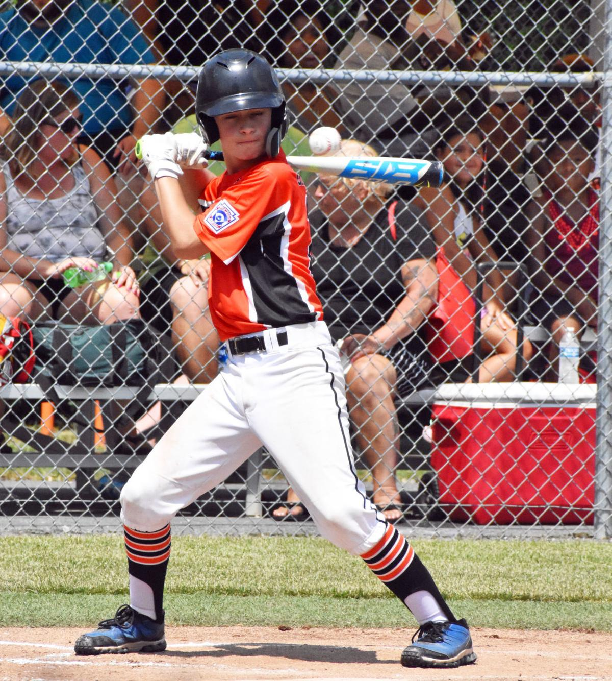 State 11-12 Little League Baseball Playoffs: Easton vs. Frederick, July 26, 2019