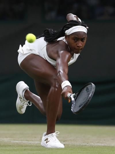 Gauff granted wild-card entry to U.S. Open