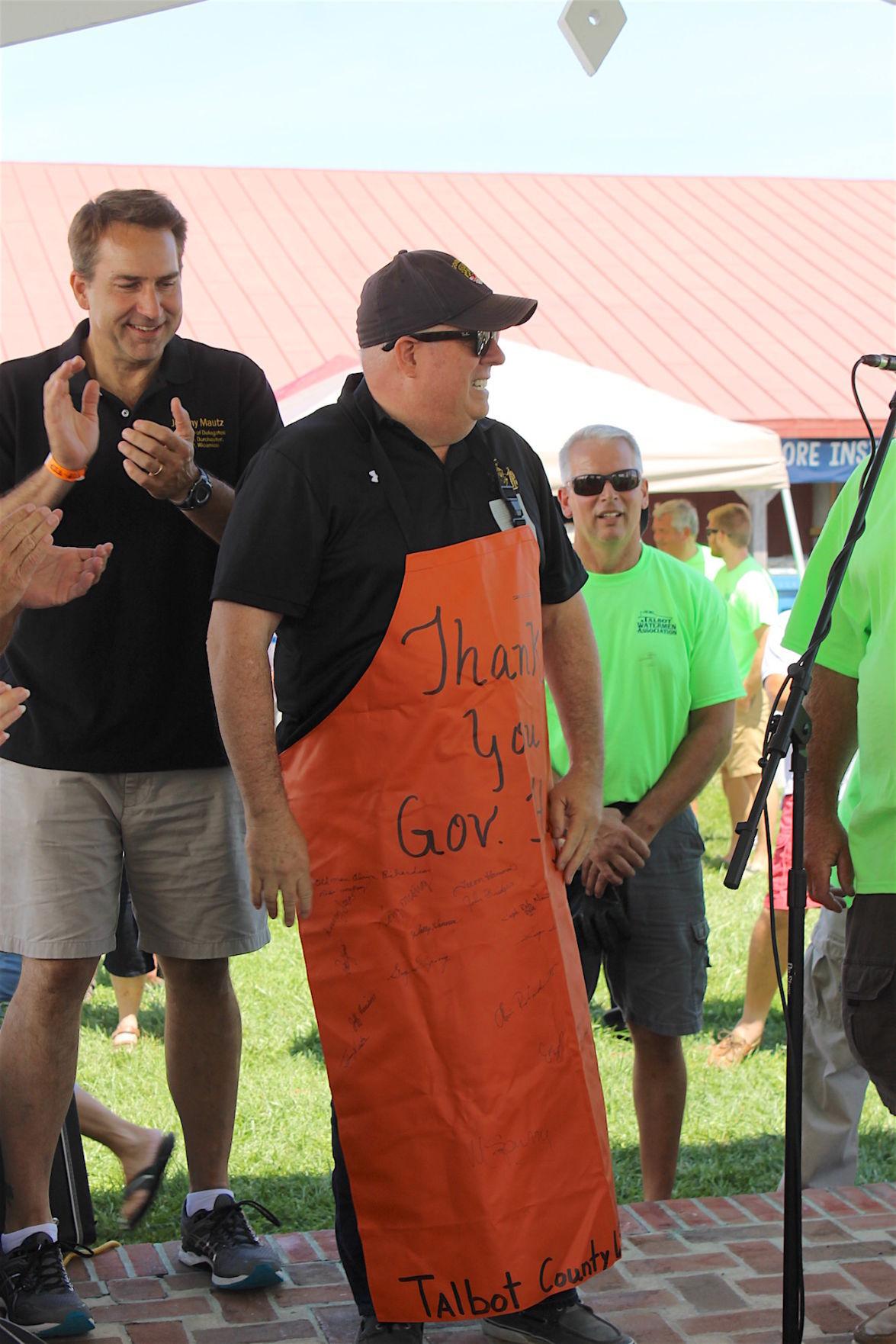 Talbot Watermen's Association honors four local watermen