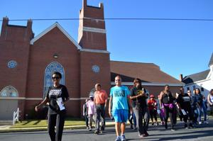 Pine Street Walking Tour highlights African-American heritage
