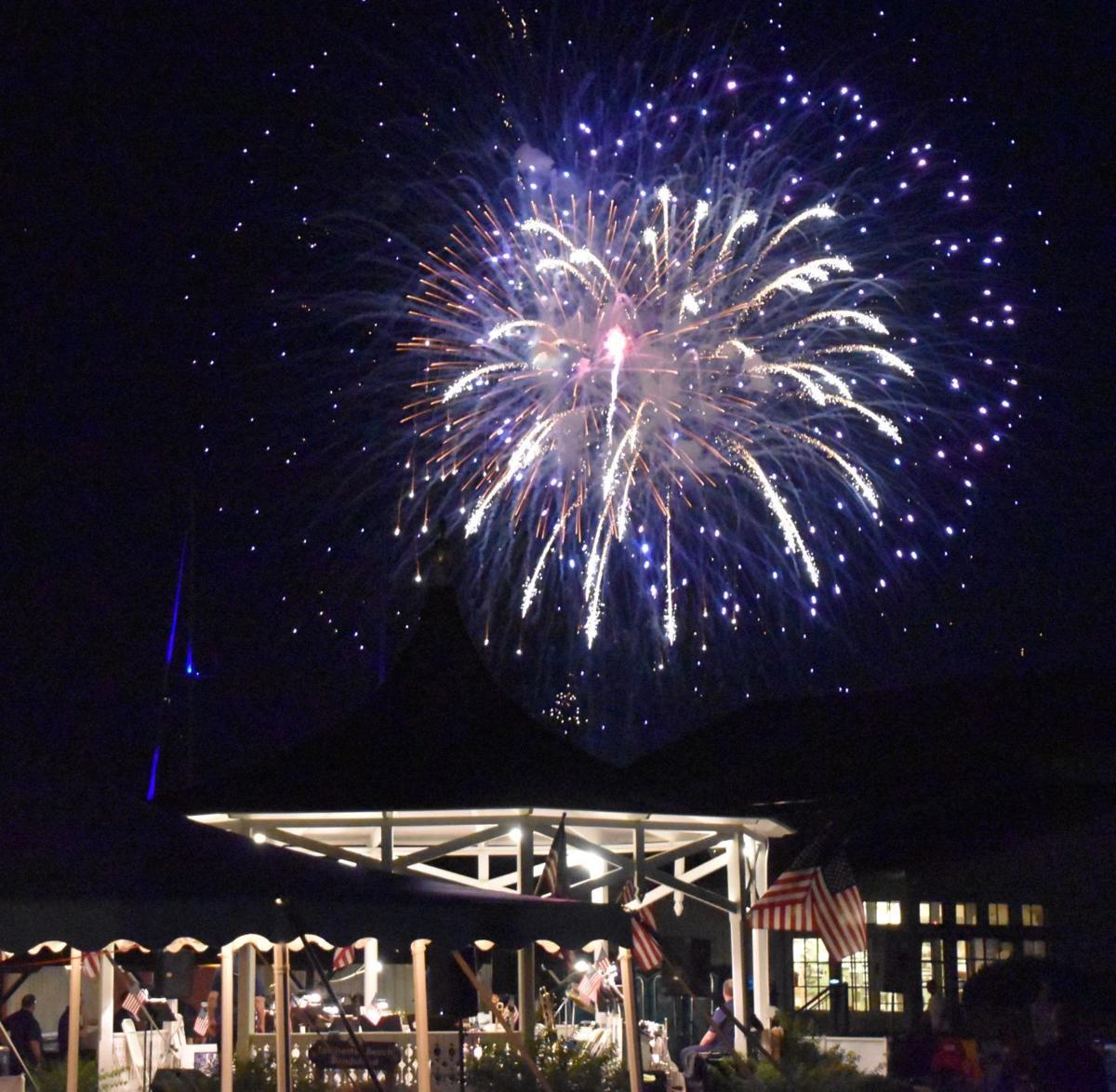 Mid-Shore Fireworks | Spotlight | stardem com