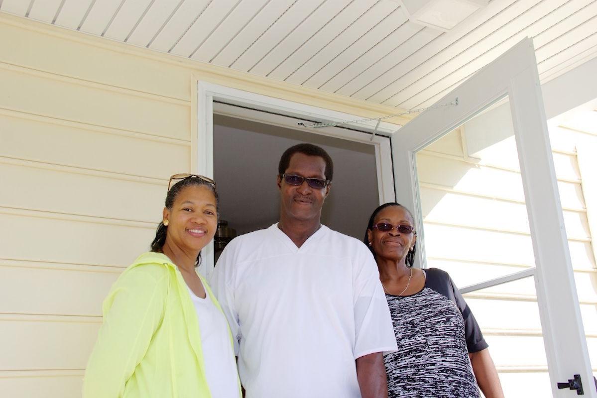 New Habitat Choptank homeowners