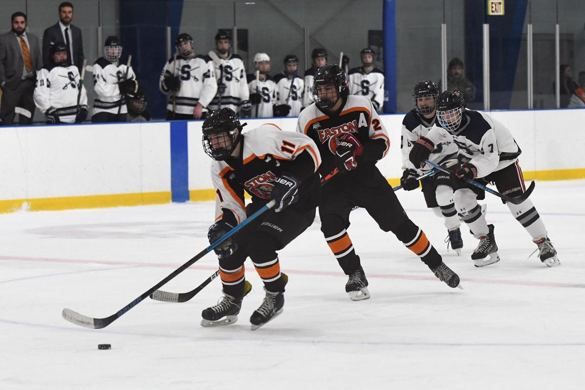 Warriors Sabres ice hockey