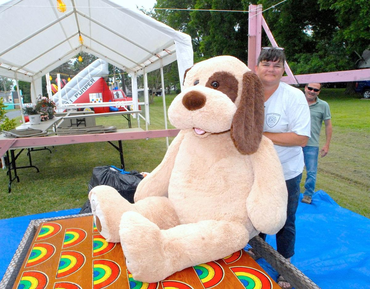 Trappe carnival now through Saturday