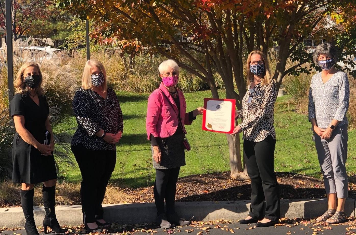 Hospice & Palliative Care Month recognized