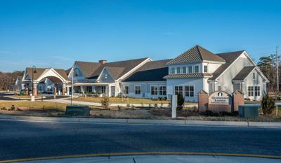 Construction complete at Queenstown Landing Assisted Living & Memory Care
