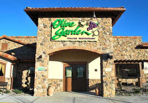 olive garden easton md