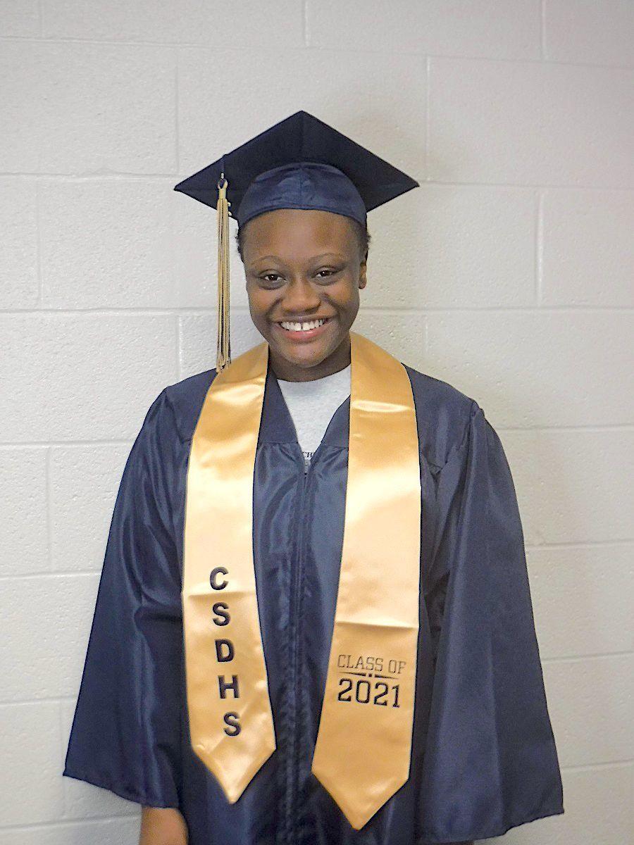 Inmate earns diploma