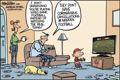 Editorial cartoon 10/6