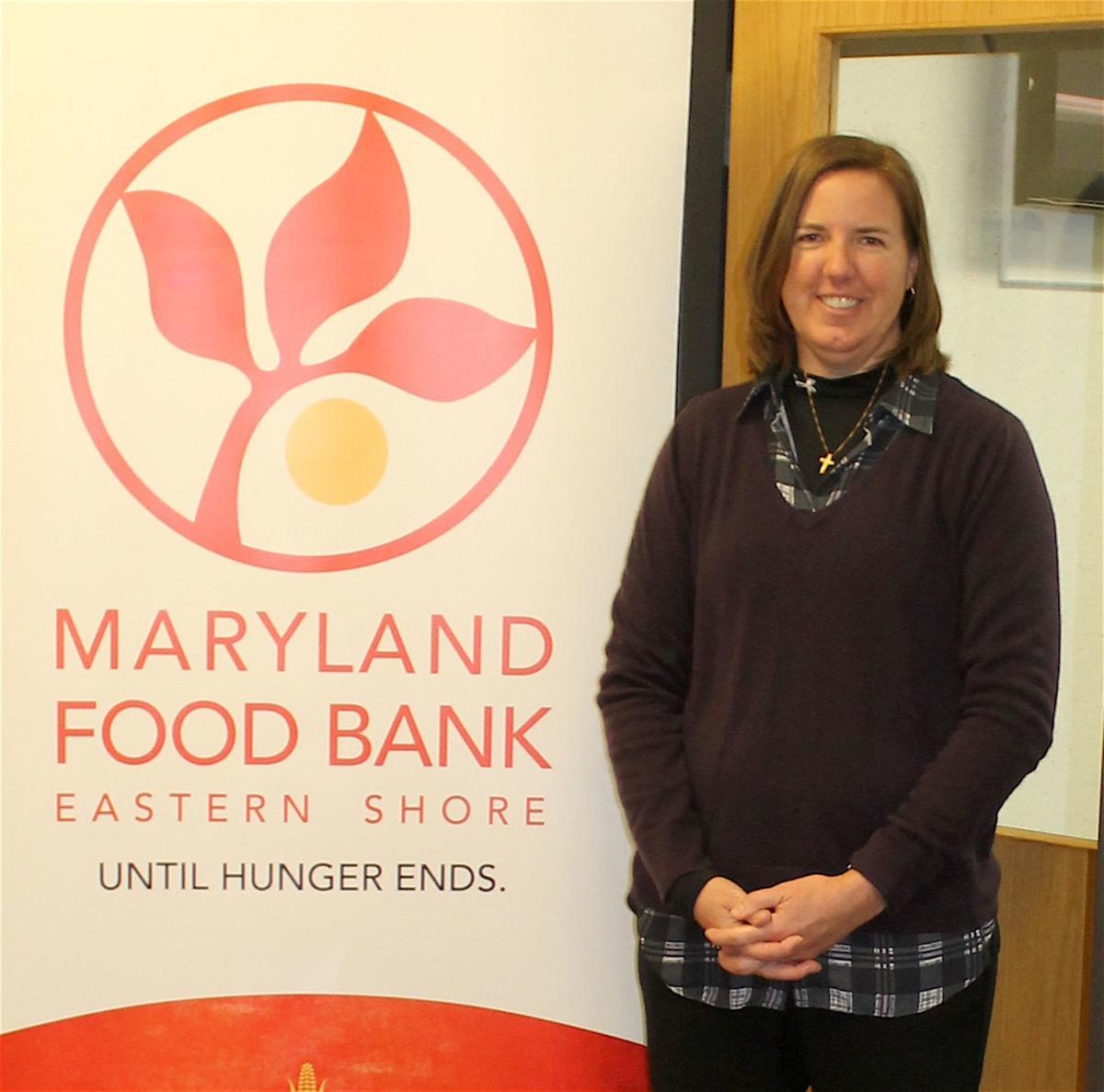 Amy Cawley Maryland Food Bank