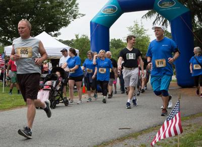 Knights of Columbus 5K raises funds for charity