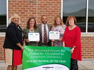 Easton schools recognized as 'Schools of the Year'