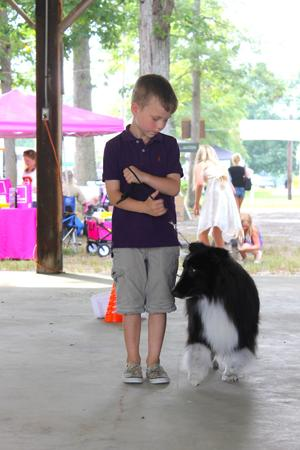 Dog gone fun at the Talbot County Fair