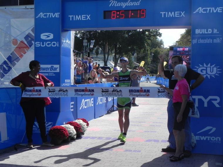 Ironman winner