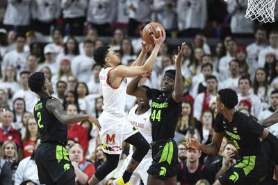 Michigan St Maryland Basketball