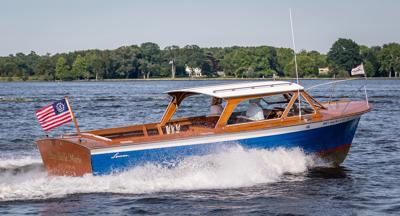 Antique & Classic Boat Festival adds boat rides