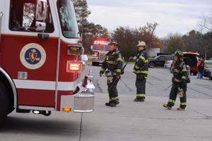 Small fire at post office processing center in Easton