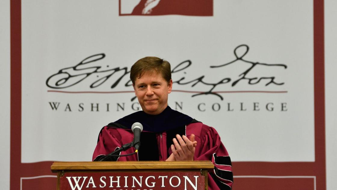Washington graduates are told: It's the destination, not the road map |  Local | stardem.com
