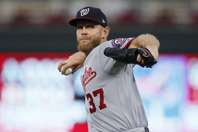Zimmerman, Strasburg lead the Nats