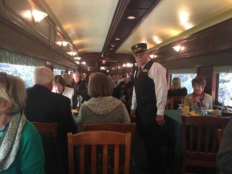 Maryland Scenic Railroad Trip with SMCC
