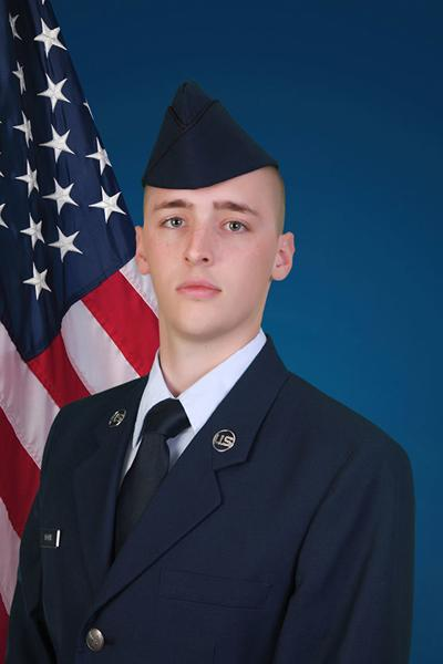 Airman Morris graduates from basic training