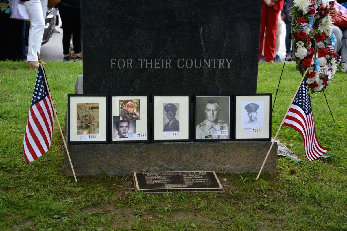 Half a century later, Kent remembers its fallen heroes