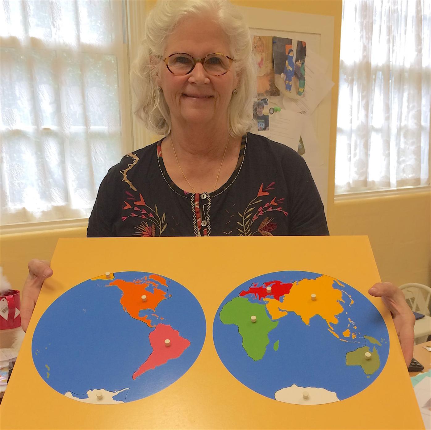 Christ Church Day School celebrates 60 years, montessori-style