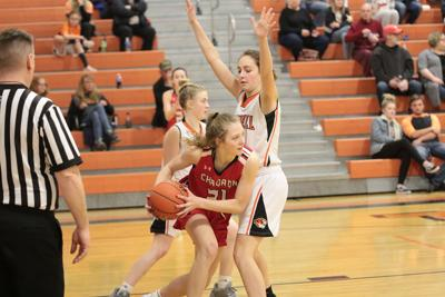 Chadron girls claim 44-23 victory over Mitchell